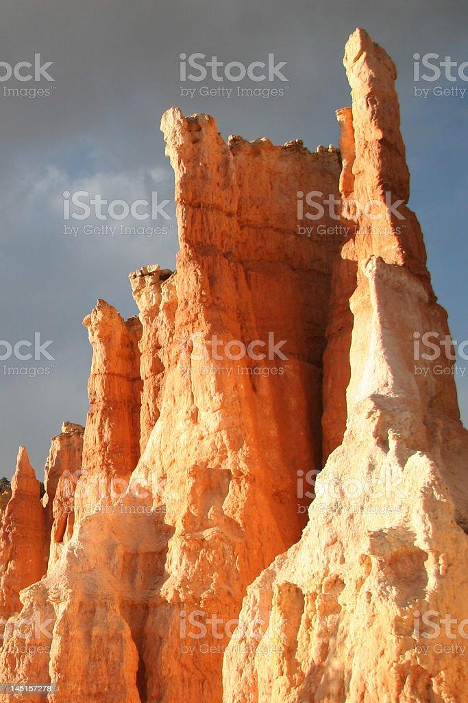 Bryce Canyon foto de stock libre de derechos