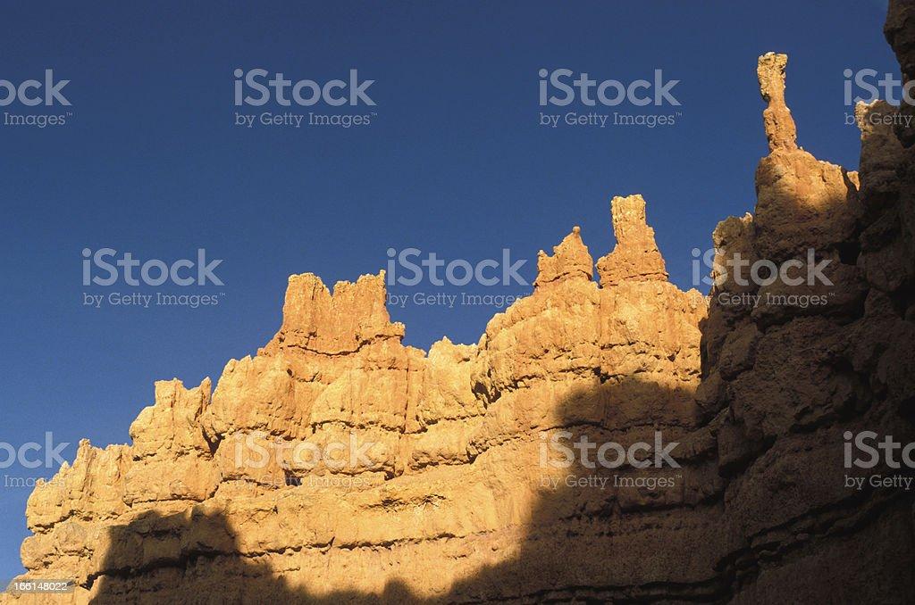 Bryce Canyon royalty-free stock photo
