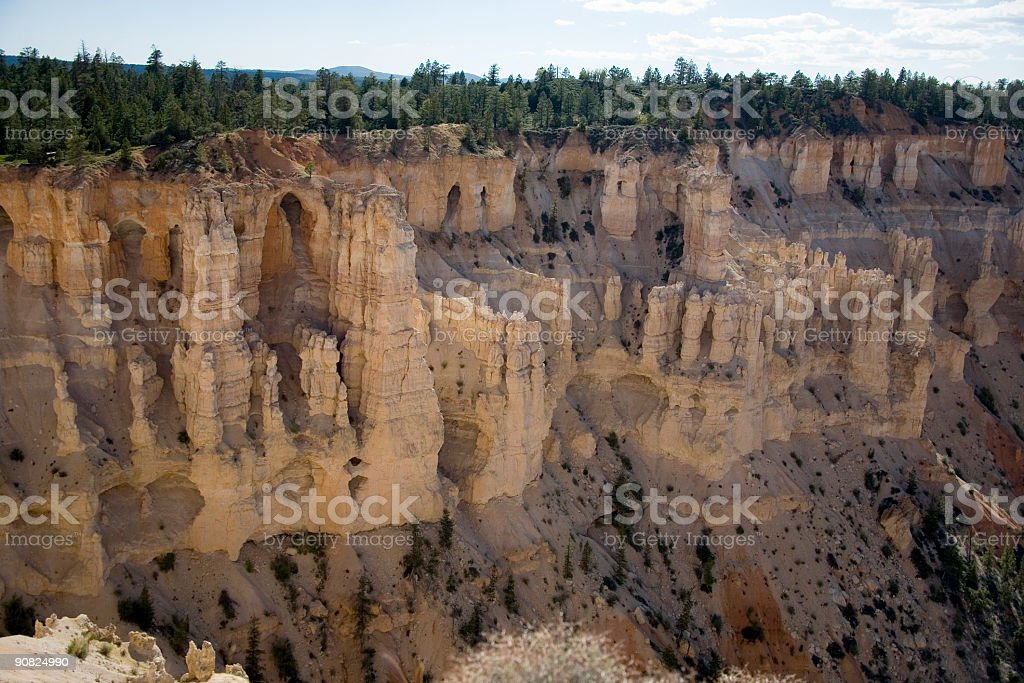Bryce Canyon dello Utah foto stock royalty-free