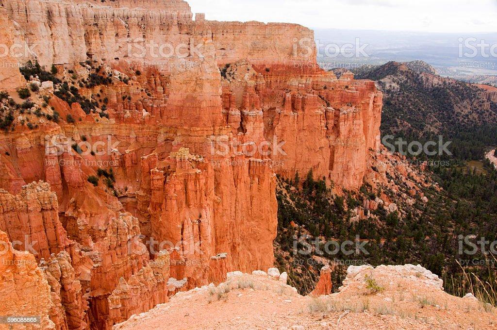 Bryce Canyon, Utah, USA stock photo