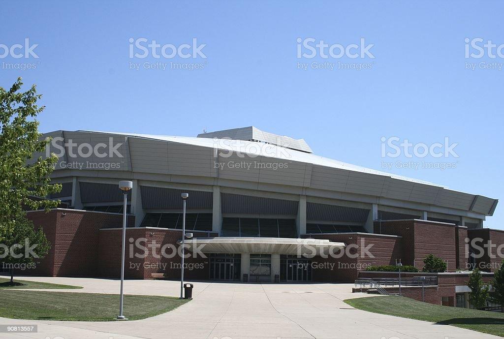 Bryce Jordan Center 2 stock photo