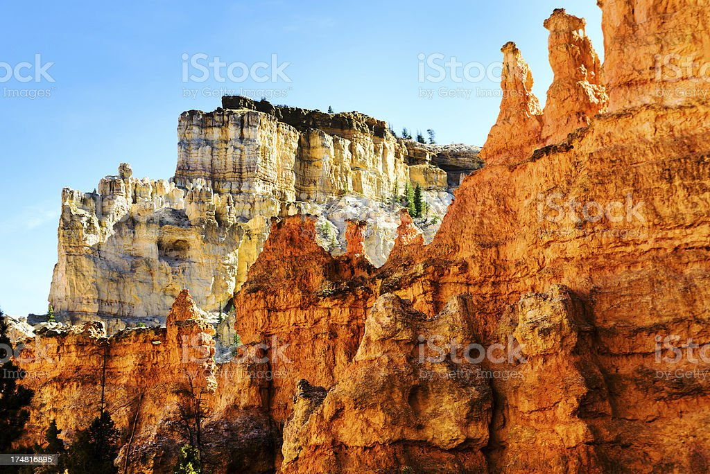 Bryce Point in Utah royalty-free stock photo