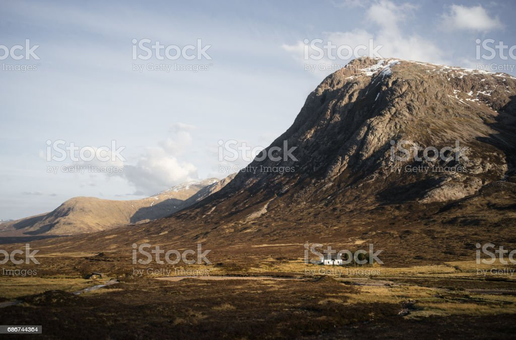 Buachaille Etive Mor (1) stock photo