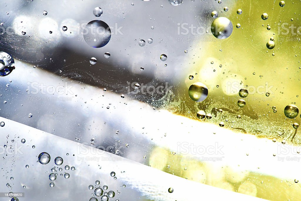 Bubble Background royalty-free stock photo