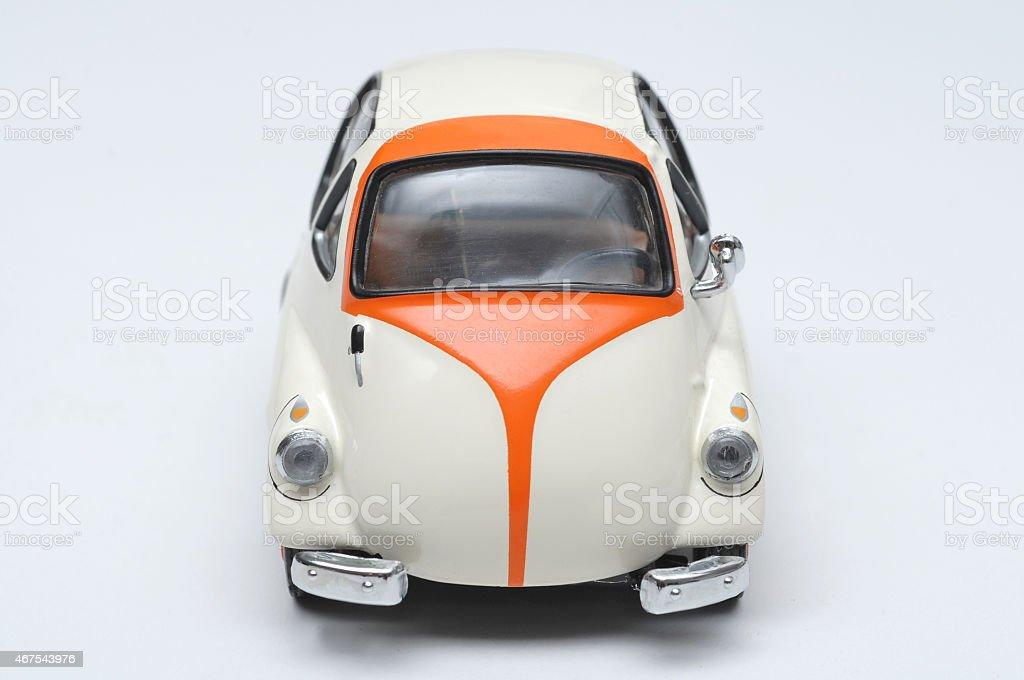 Bubble Car stock photo