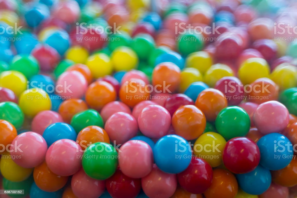 Bubble Gum - Backgrounds stock photo