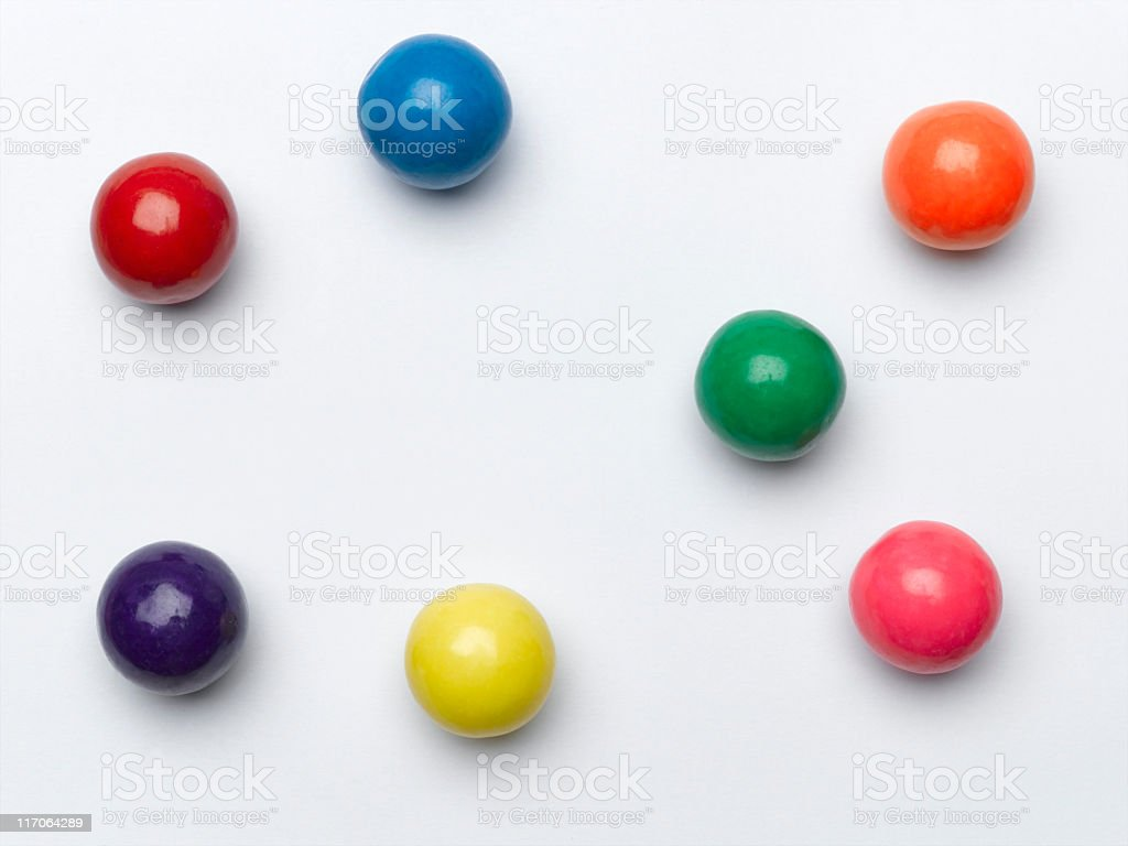 Bubble Gum stock photo
