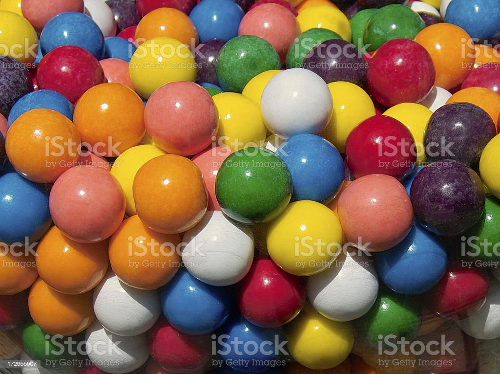 Bubble Gum royalty-free stock photo