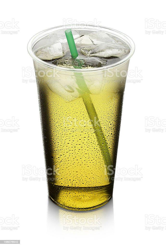 bubble tea royalty-free stock photo