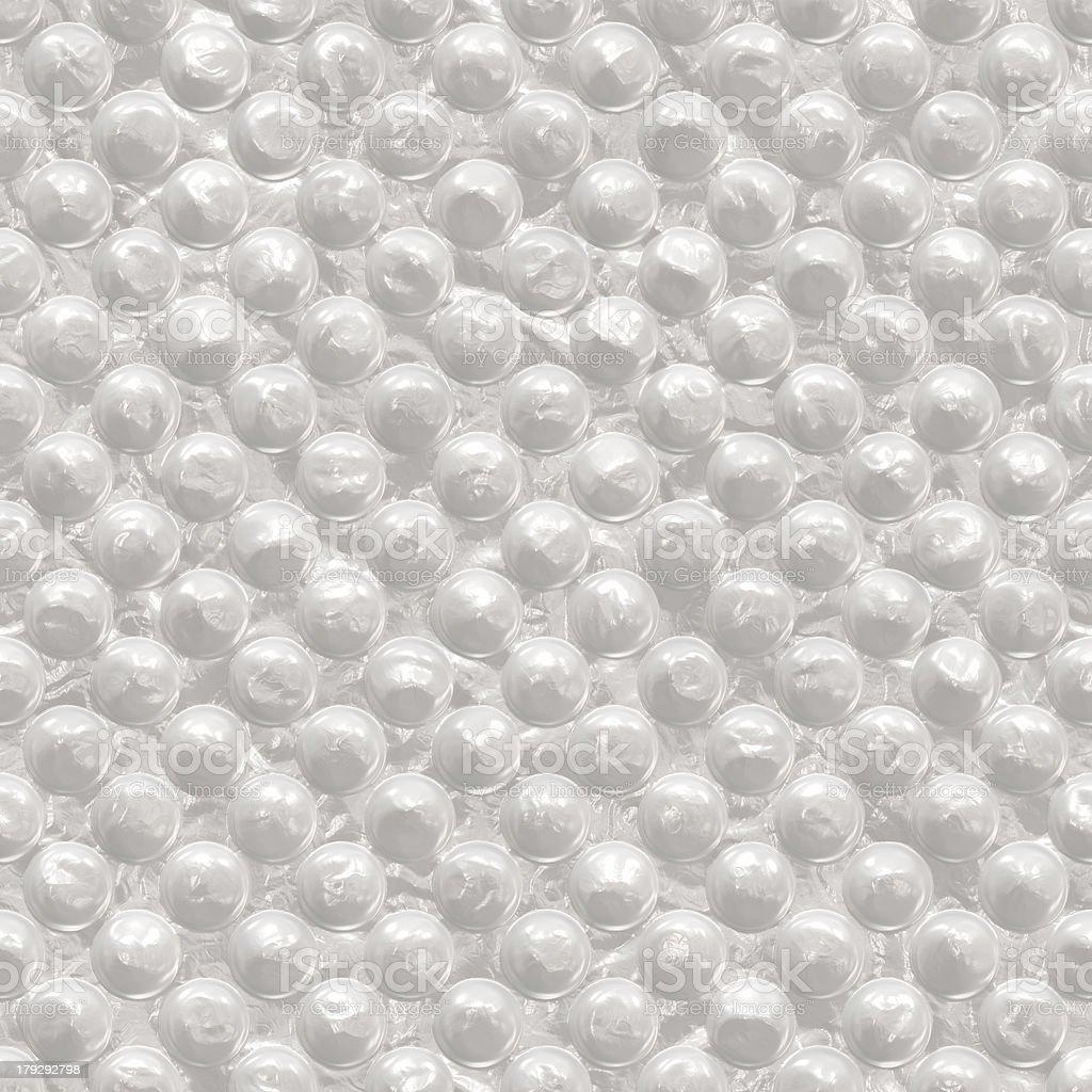 Bubble wrap (Seamless texture) royalty-free stock photo