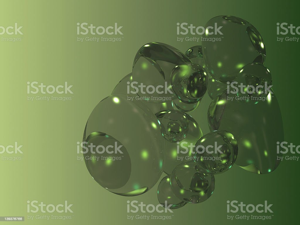 bubbles stock photo
