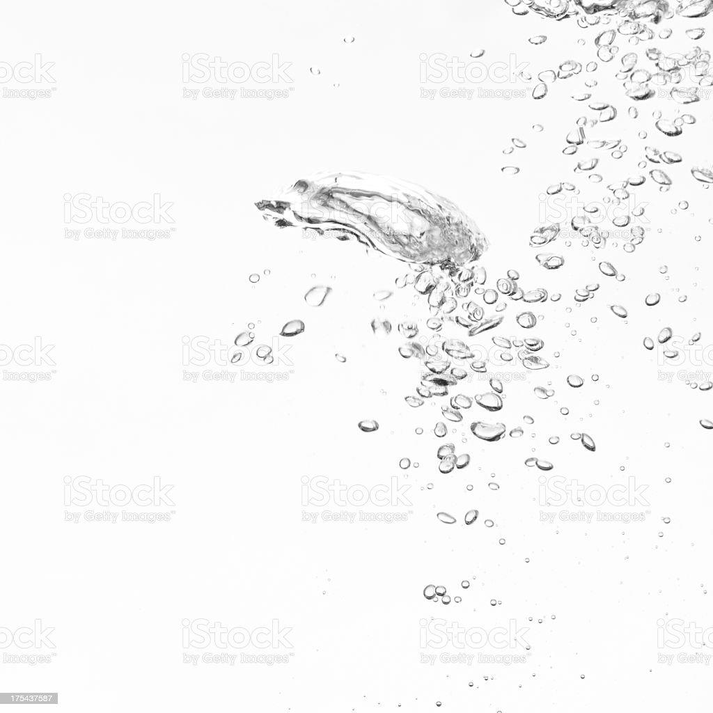 Bubbles royalty-free stock photo