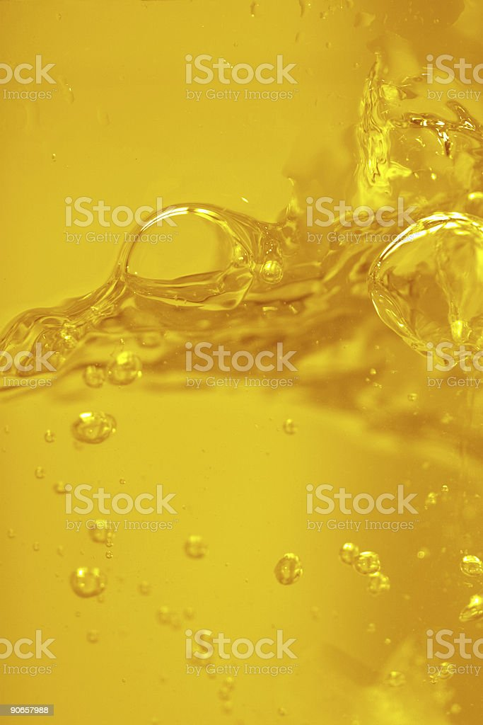 Bubbles royalty-free stock photo