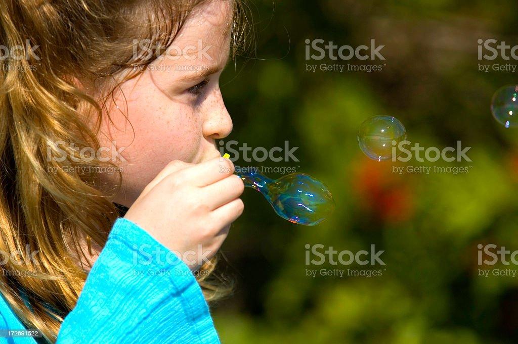 Bubbles2 royalty-free stock photo