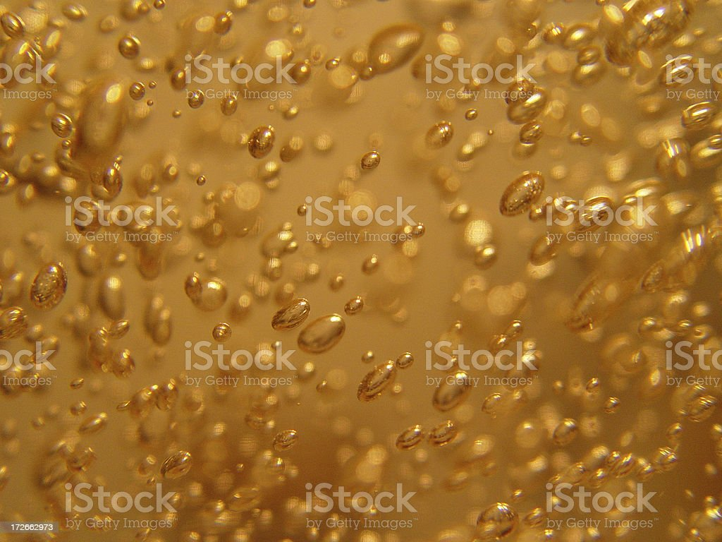 Bubbley Gel royalty-free stock photo