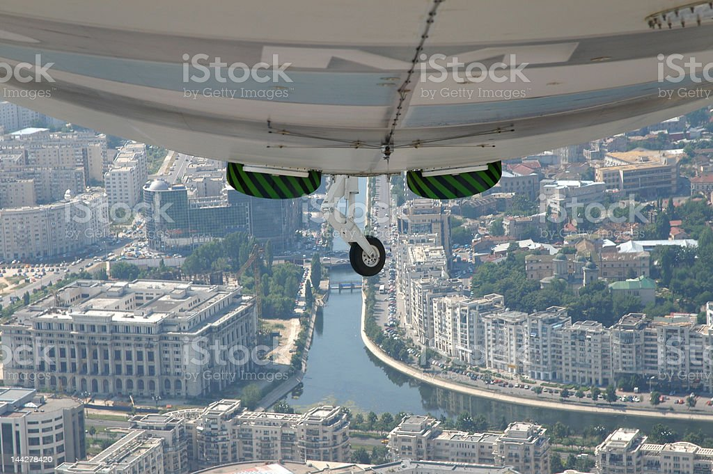 Bucharest royalty-free stock photo