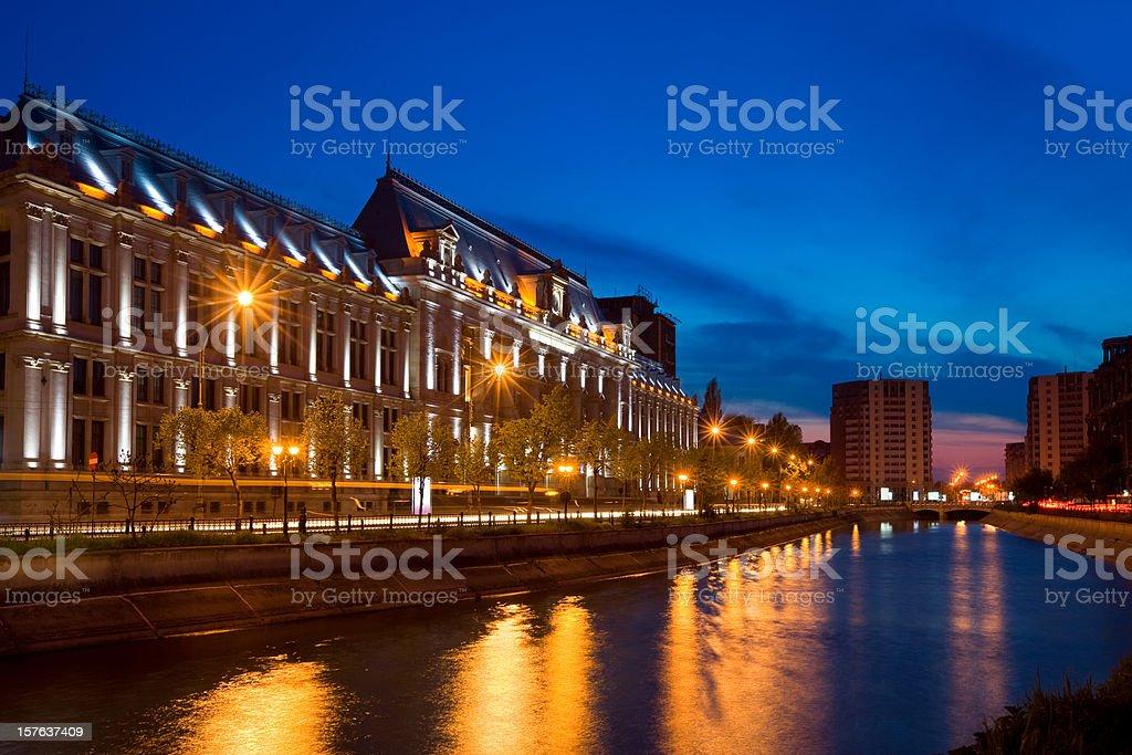 Bucharest Romania stock photo