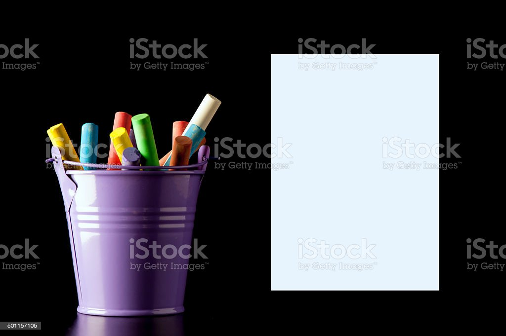 Bucket List Template stock photo