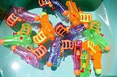 Bucket of Squirt Guns