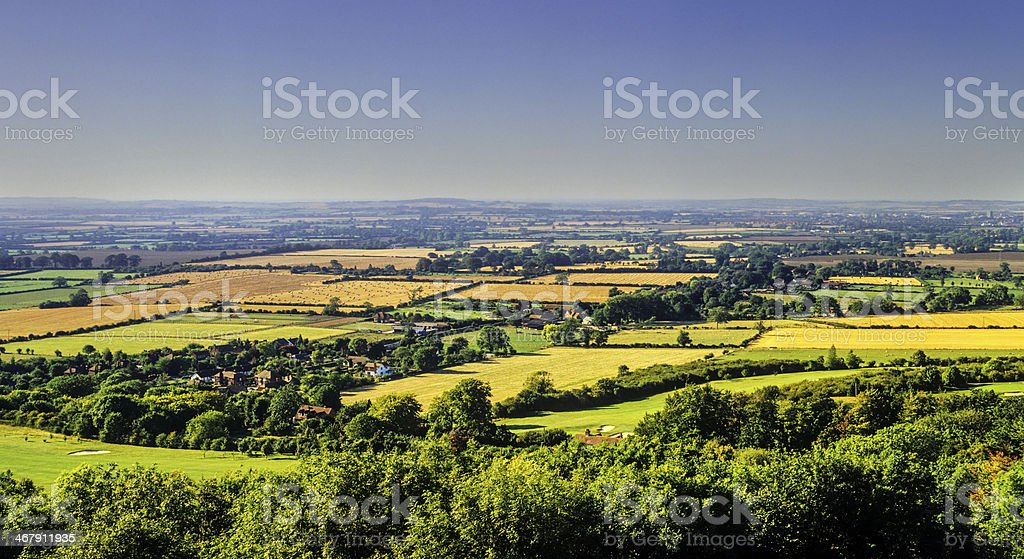 buckinghamshire stock photo