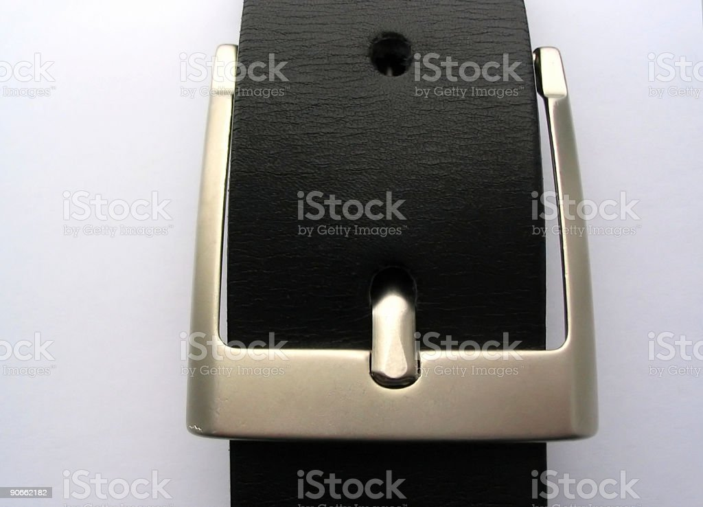 buckle royalty-free stock photo