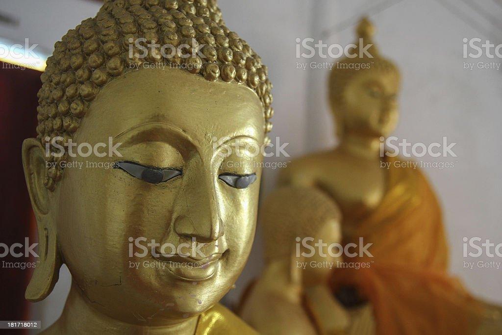 Buda peace stock photo