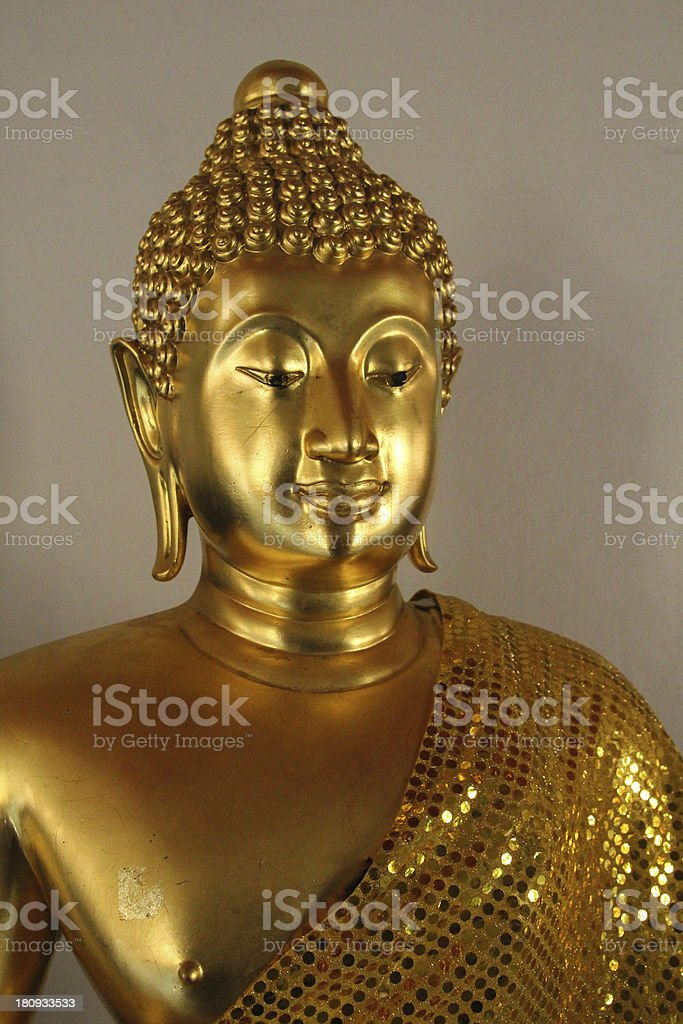 Buda royalty-free stock photo