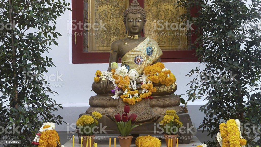 Buda stock photo