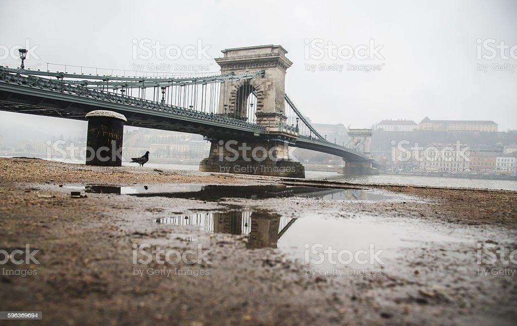 Budapest beauty stock photo