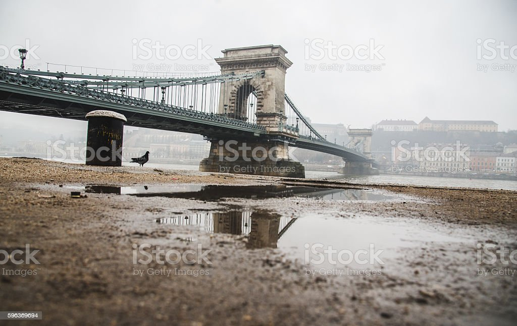 Budapest beauty stock photo