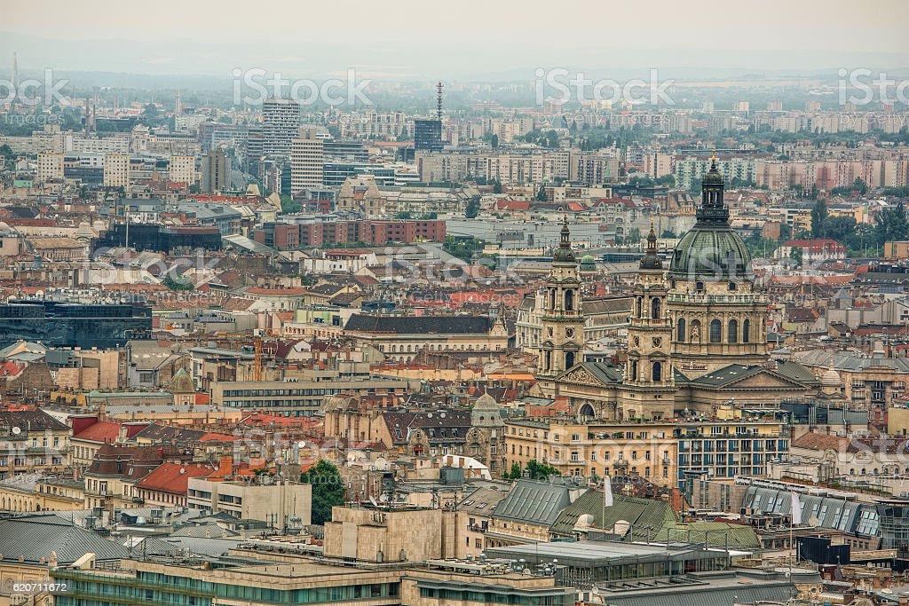 Budapest HDR stock photo