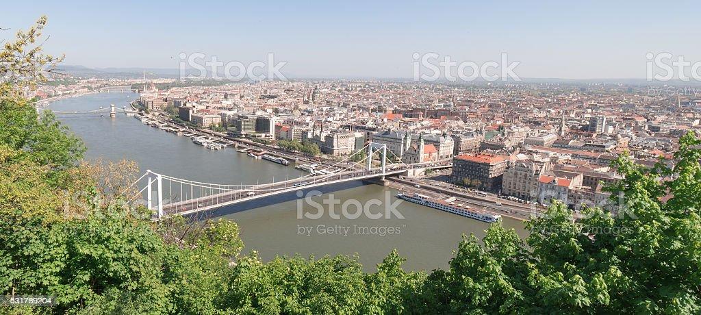 Budapest, Hungary - April 2016 stock photo