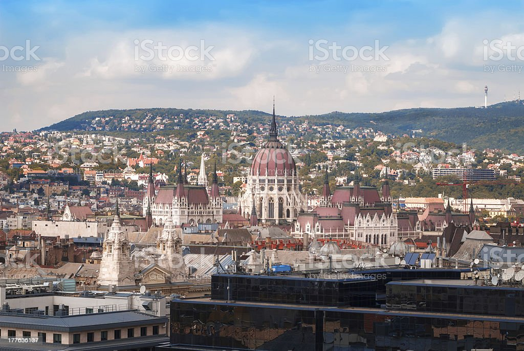 Budapest, Hungary royalty-free stock photo