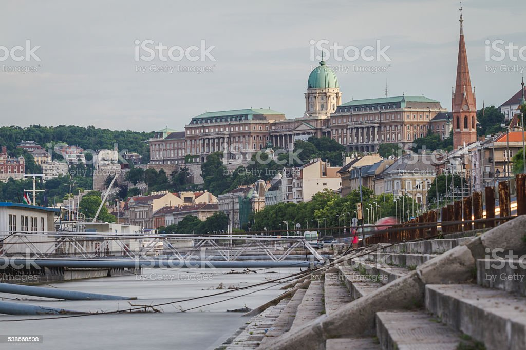 Budapest, Hungary stock photo