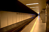 Budapest Metro Station