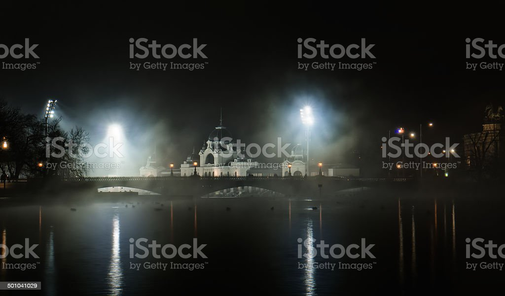 Budapest monuments royalty-free stock photo