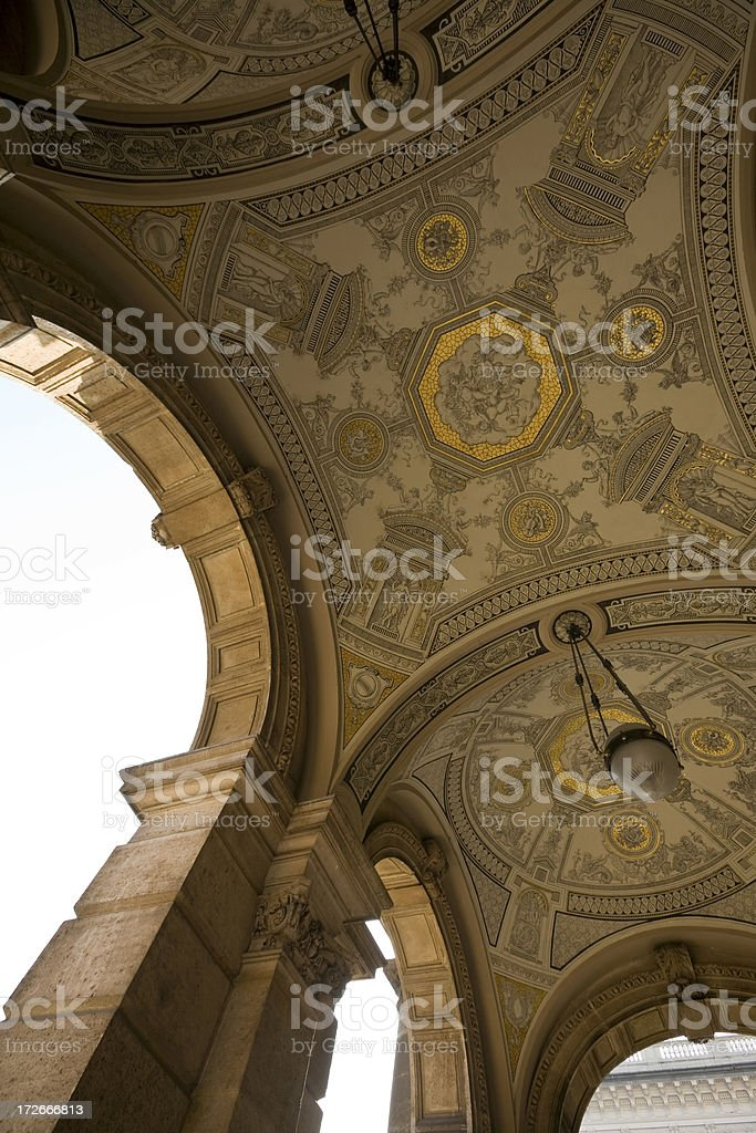 Budapest, Opera House stock photo