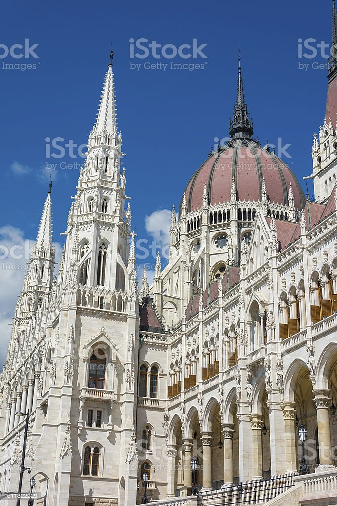 Budapest parliament , Hungary stock photo
