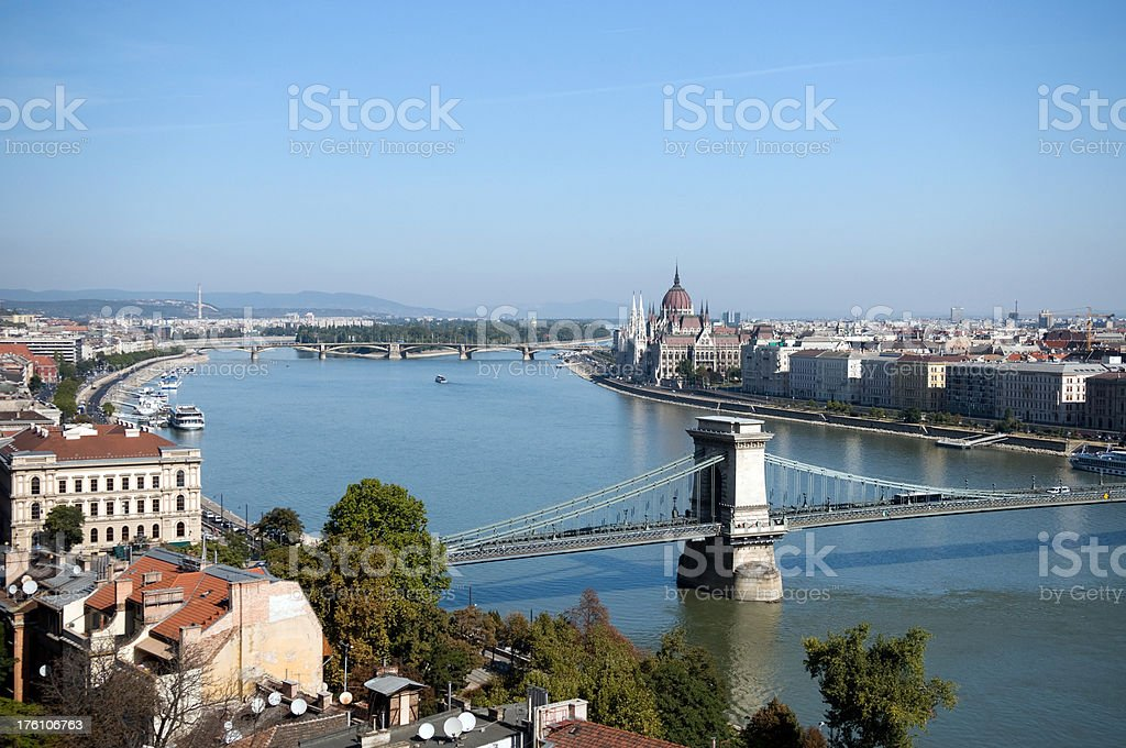 Budapest. royalty-free stock photo