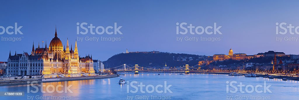Budapest. stock photo