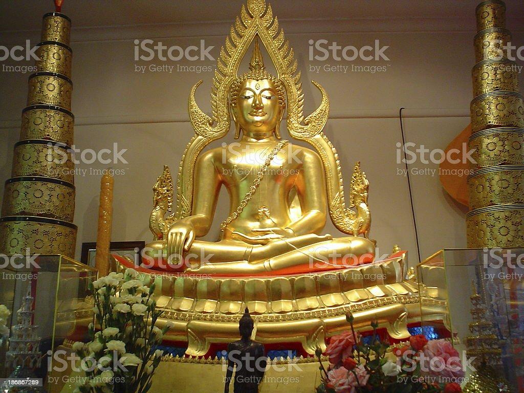 Budda stock photo