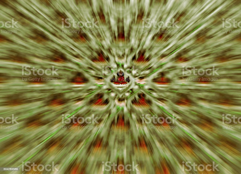 buddha abstract blur zoom  background,brown tone royalty-free stock photo