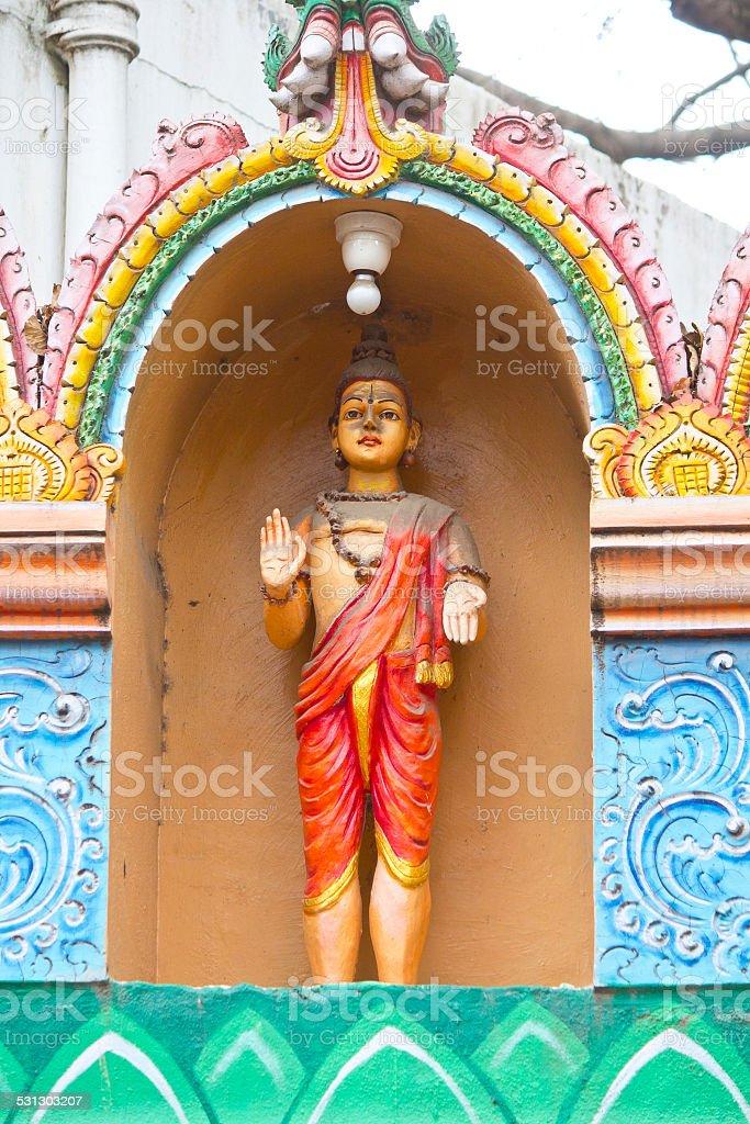 Buddha Dev stock photo