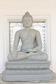 Buddha image in Thai temple