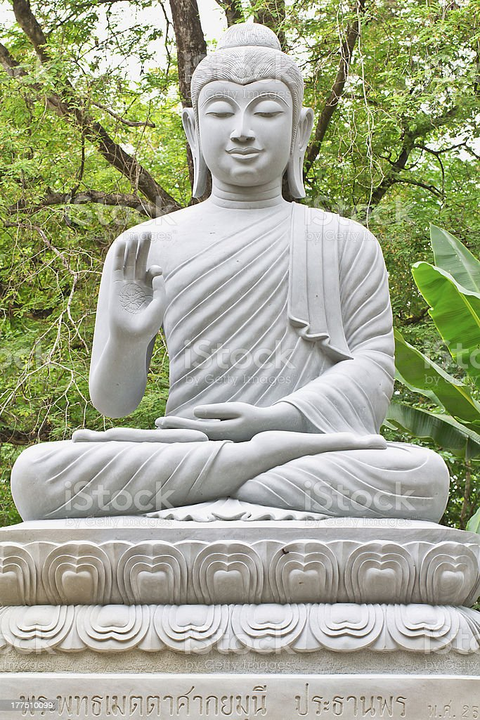 buddha image royalty-free stock photo