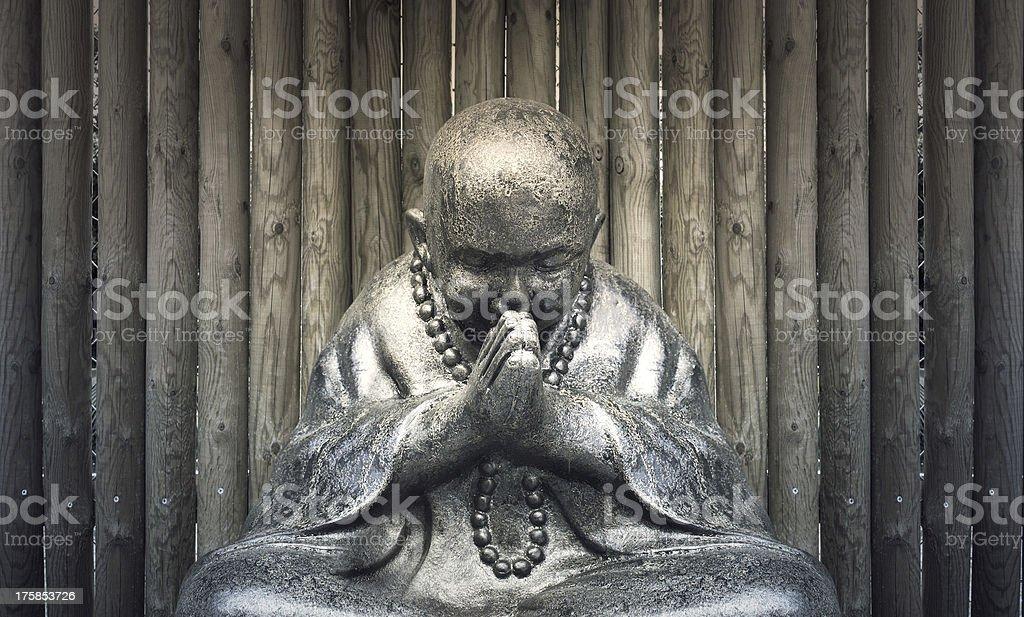 Buddha royalty-free stock photo