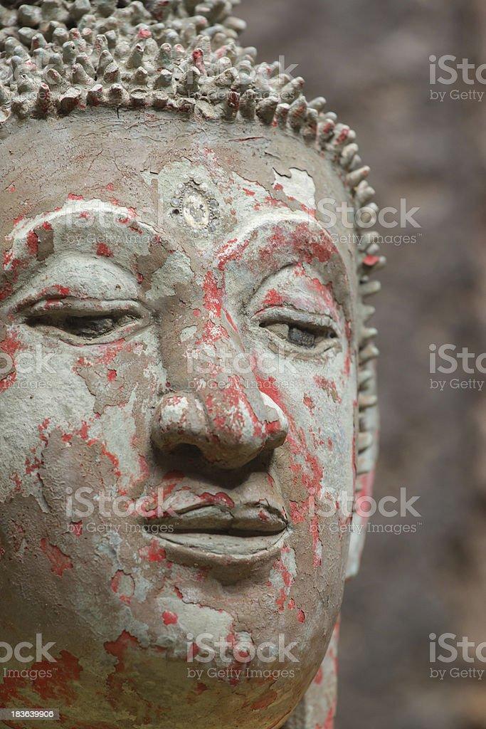 Buddha portrait royalty-free stock photo
