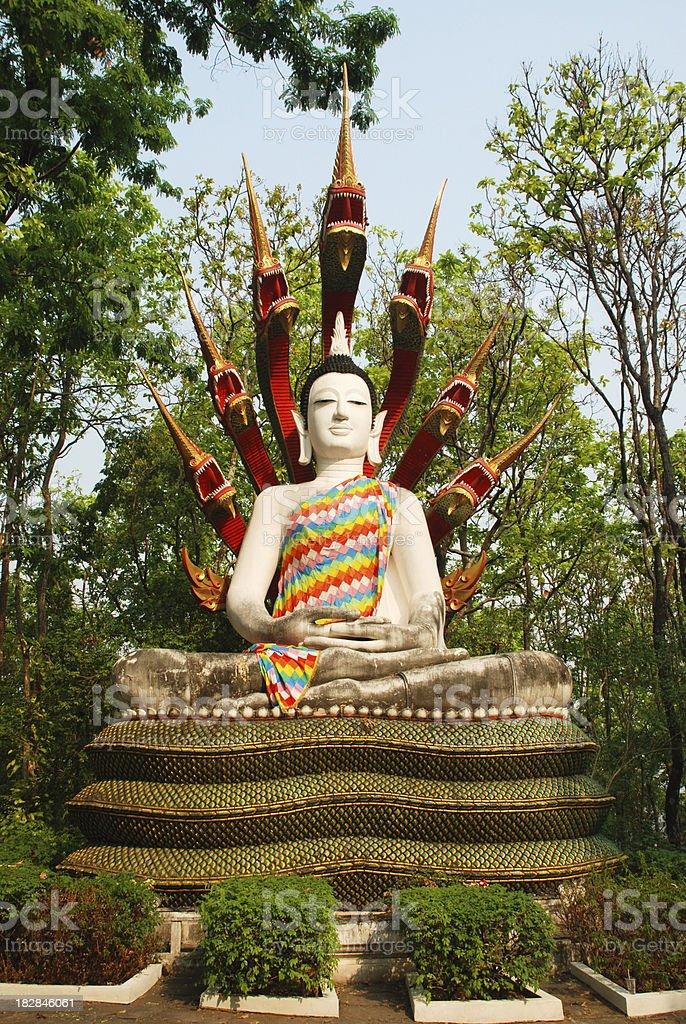 Buddha Statue. royalty-free stock photo
