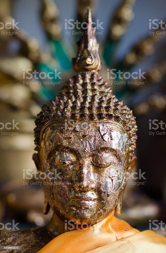 Buddha statue. stock photo