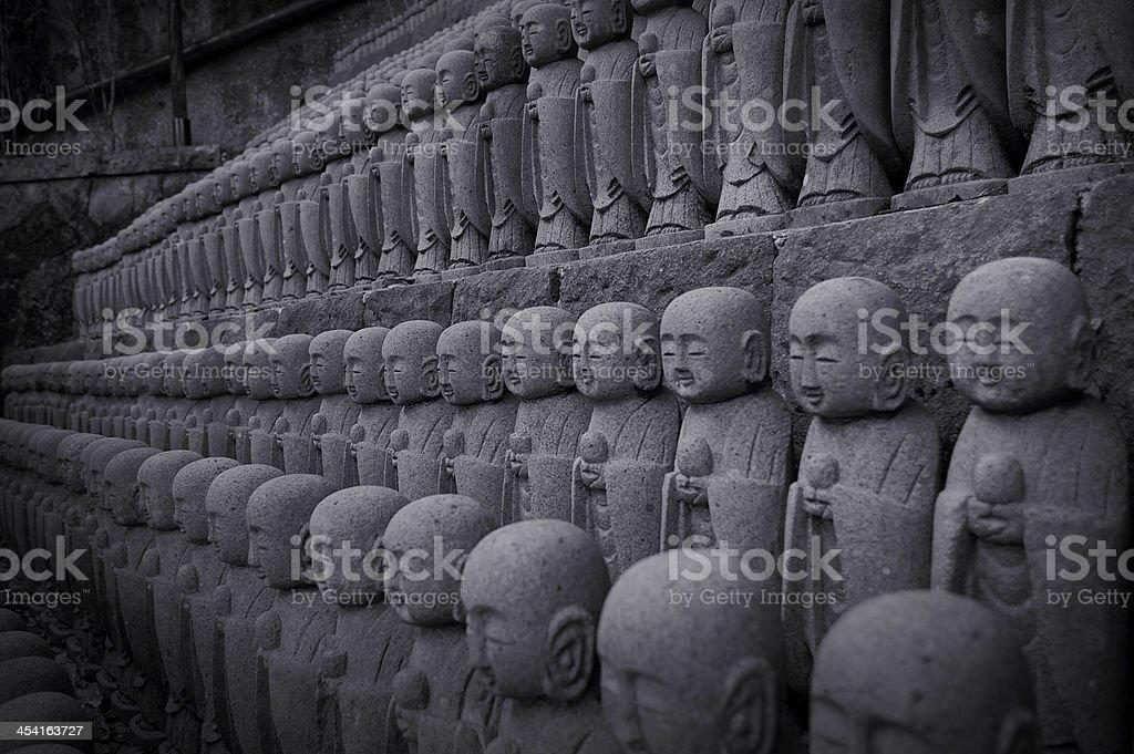 buddha temple stock photo